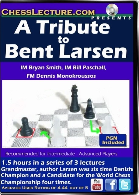 A Tribute to Bent Larsen Front