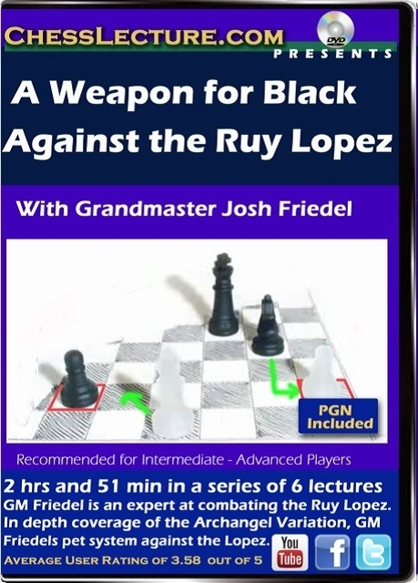 A Weapon for Black Against the Ruy Lopez Front