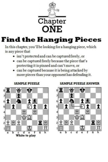 image relating to Printable Chess Puzzles named Rookie Chess Techniques for Little ones