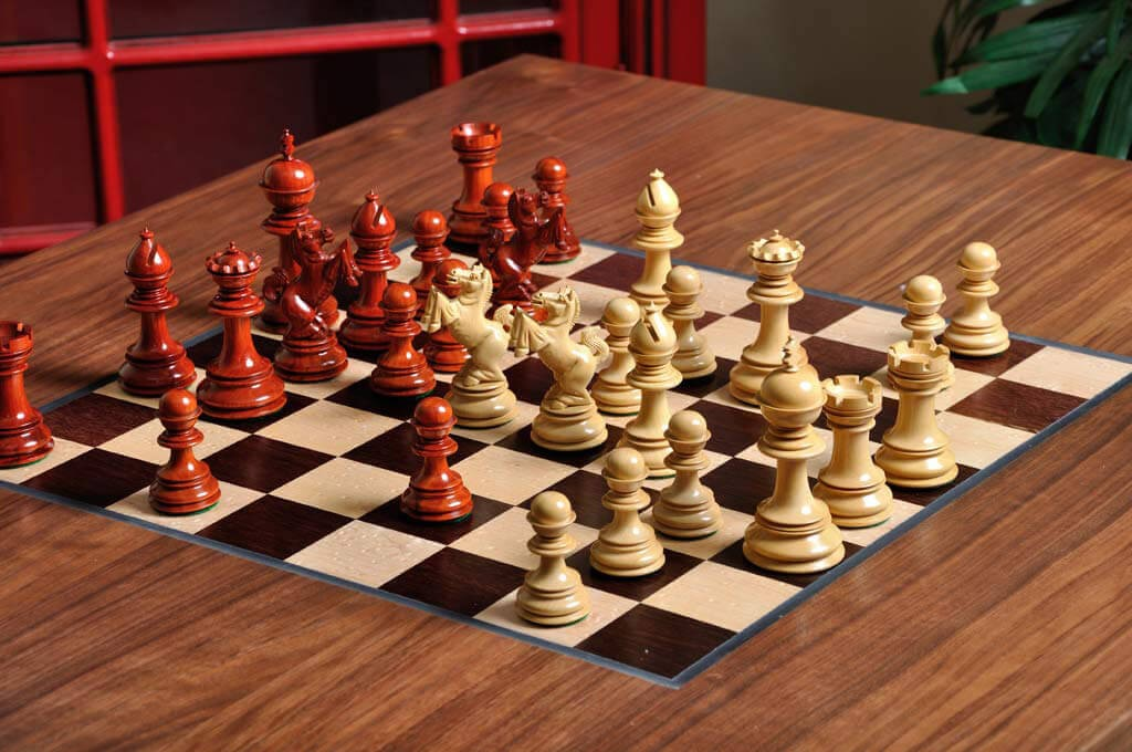 Signature Traditional Chess Table - 2 25