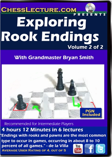 Exploring Rook Endings Volume 2 Front
