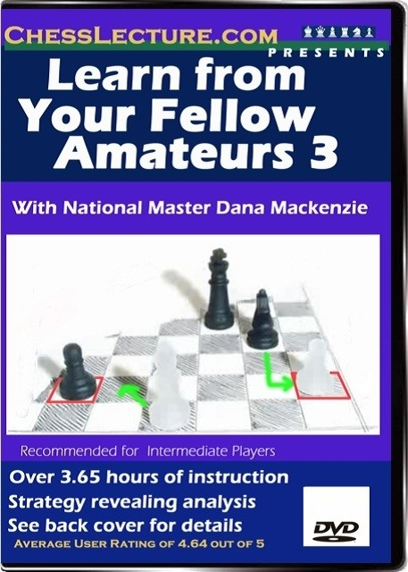 Learn from Your Fellow Amateurs 3 front