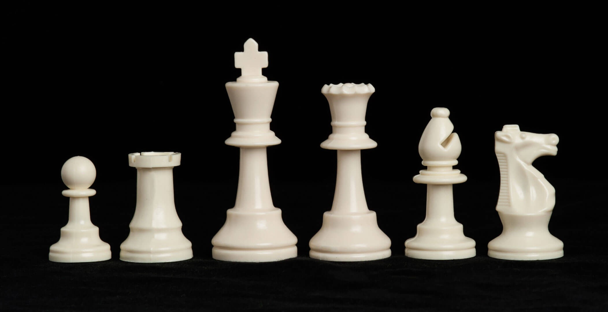 "USCF Sales Triple Weighted Regulation Plastic Chess Set 3.75/"" King"