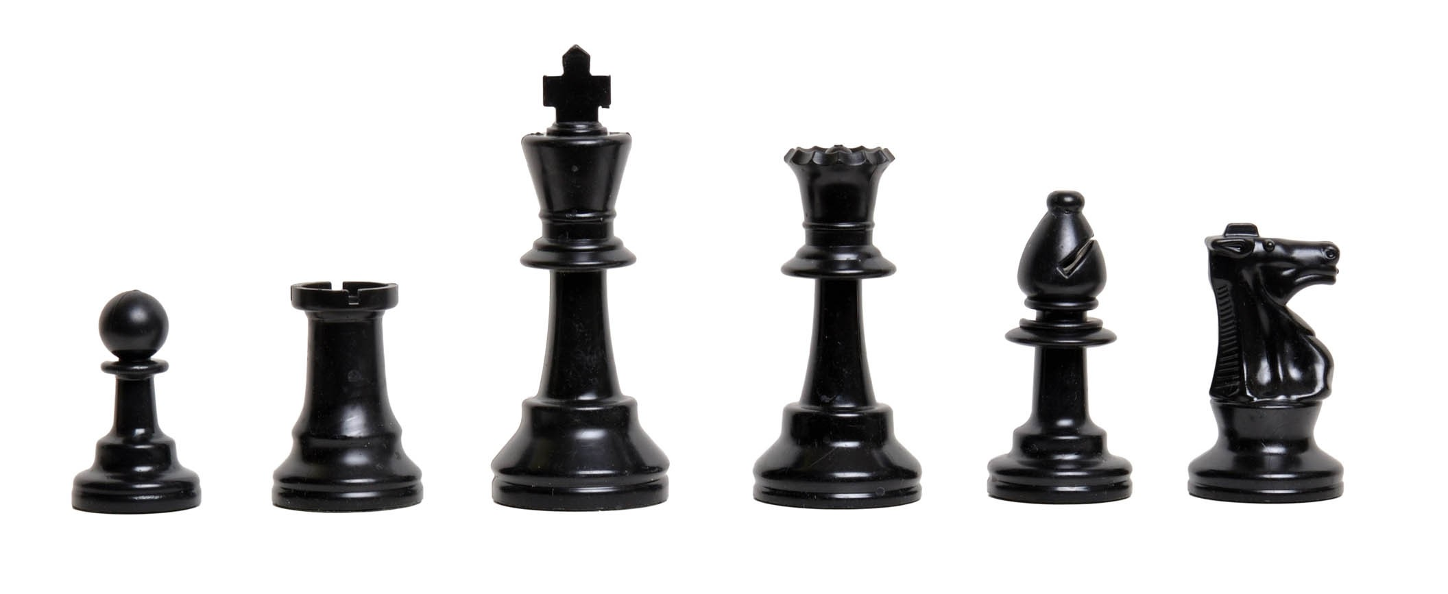 2 Player Chess Set Combination Single Weighted