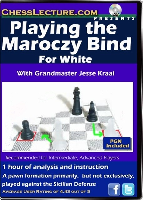 Playing the Maroczy Bind for White Front