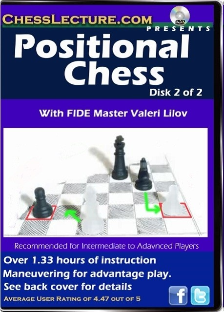 Positional Chess Volume 2 Front