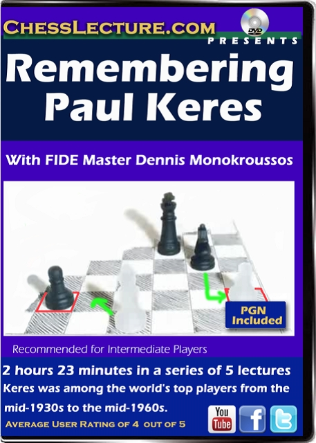 Remebering Paul Keres Front
