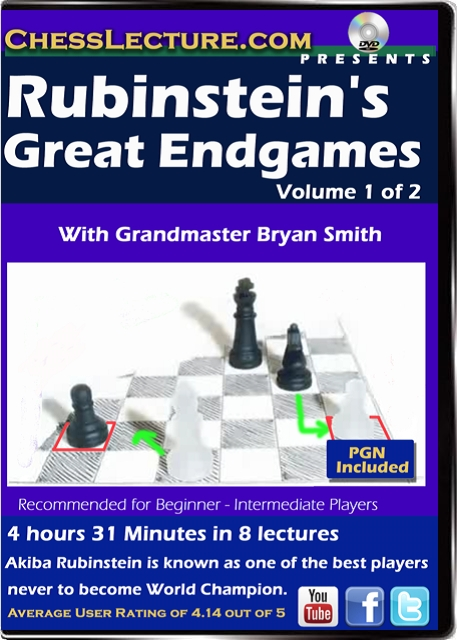 Rubinstein's Great Endgames V2 Front