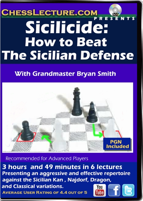 Sicilicide: How to Beat the Sicilian Defense Front