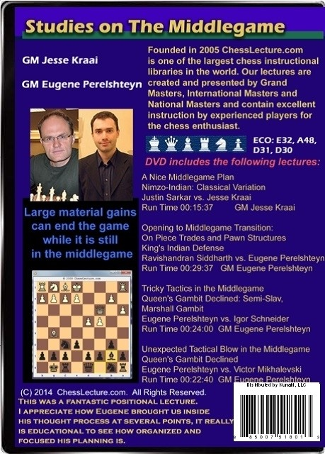 Studies on The Middlegame Back