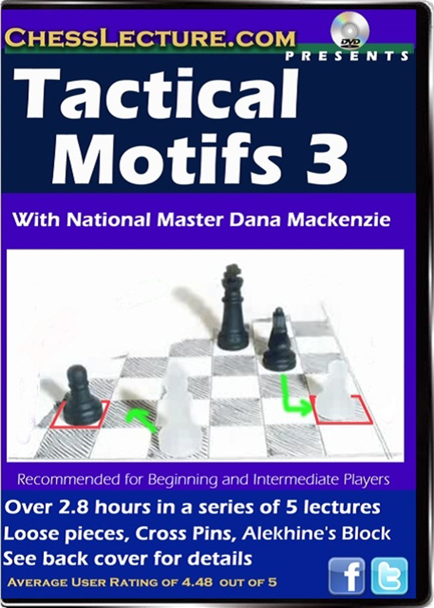 Tactical Motifs 3 Front