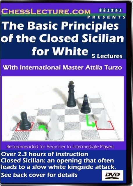 The Basic Principles of the Closed Sicilian for White Front