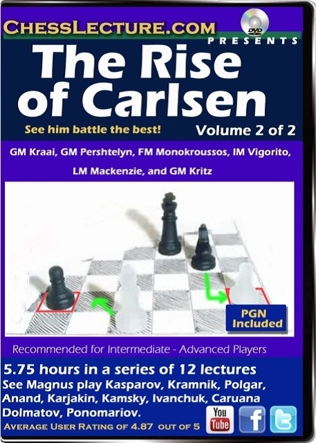 The Rise of Carlsen V2 Front
