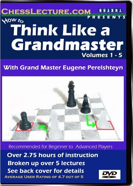 Think like a grandmaster front