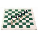 Analysis Chess Set & Board Combination