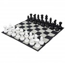 "12"" Giant Chess Set - Includes Pieces and Board"