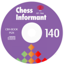 PRE-ORDER - Chess Informant - Issue 140 on CD