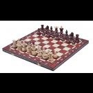 The Brown Ambassador Chess Set