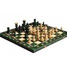 The Green Ambassador Chess Set