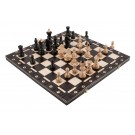 The Black Ambassador Chess Set