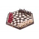 The Three Player Chess Set