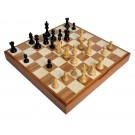 The Grandmaster Chess Set and Casket Combination