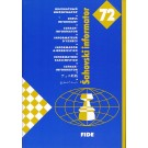 CLEARANCE - Chess Informant - ISSUE 72