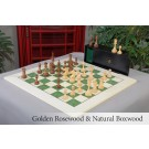 The Odessa Series Chess Set, Box, & Board Combination