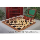The Sutton Coldfield Chess Set, Box, & Board Combination