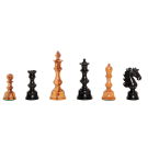 """The Exotique Collection® - The Treviso Series Luxury Chess Pieces - 4.4"""" King"""