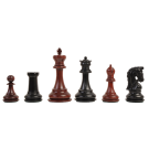 "CLEARANCE - The Sultan Series Prestige Chess Pieces - 4.4"" King"