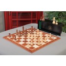 """The Queen's Gambit"" Inspired Chess Set, Box, & Board Combination"