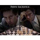 "The Pawn Sacrifice Commemorative Chess Pieces - 3.75"" King"
