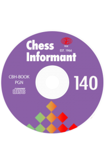 Chess Informant - Issue 140 on CD