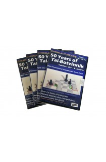50 Years of Tal-Botvinnik - 4 DVD's - Chess Lecture - Volume 24