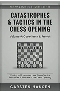 6 Open Sicilians by FM Hansen 2017 Catstrophes & Tactics in the Opening Vol