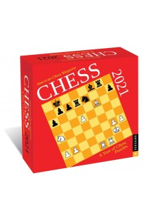 Chess 2021 Day-to-Day Calendar - A Year of Chess Puzzles