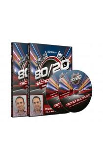 E-DVD - 80/20 Tactics Multiplier - The Bb5 Sicilian - IM Lawrence Trent