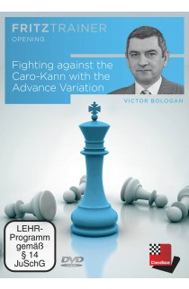 Fighting Against the Caro-Kann with the Advance Variation - Victor Bologan