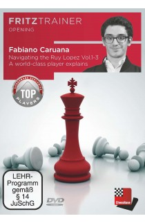 Navigating the Ruy Lopez - Fabiano Caruana - Volumes 1-3