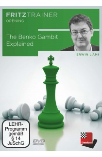 Erwin l'Ami - The Benko Gambit Explained