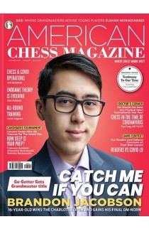 AMERICAN CHESS MAGAZINE Issue no. 17