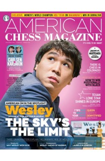 AMERICAN CHESS MAGAZINE Issue no.2