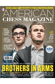 AMERICAN CHESS MAGAZINE Issue no. 9