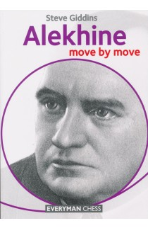 Alekhine - Move by Move