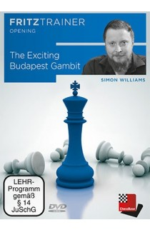 The Exciting Budapest Gambit - Simon Williams