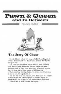 Pawn and Queen and In Between - Student Workbook