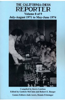 The California Chess Reporter - VOLUME 8
