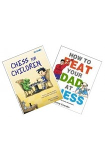 Childrens Chess Book Combination