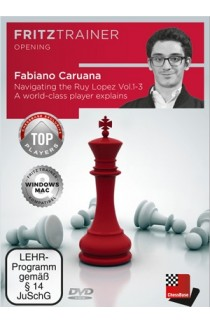 DOWNLOAD - Fabiano Caruana - Navigating the Ruy Lopez Vol.3